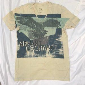 Armani Exchange t shirt v neck